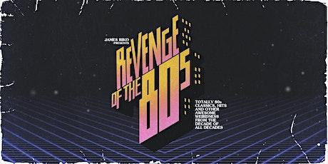 REVENGE OF THE 80s tickets