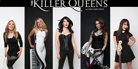 The Killer Queens (An all female tribute to Queen!) tickets