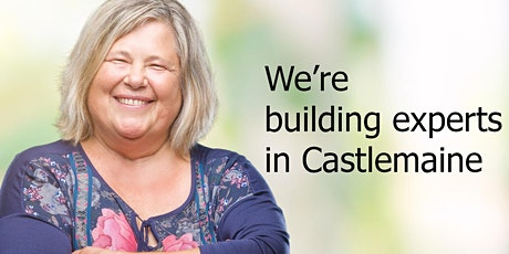 Castlemaine Info Session Building Experts Working in Aged Care & Disability tickets