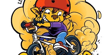 CURB DOGS BMX Skills Session tickets