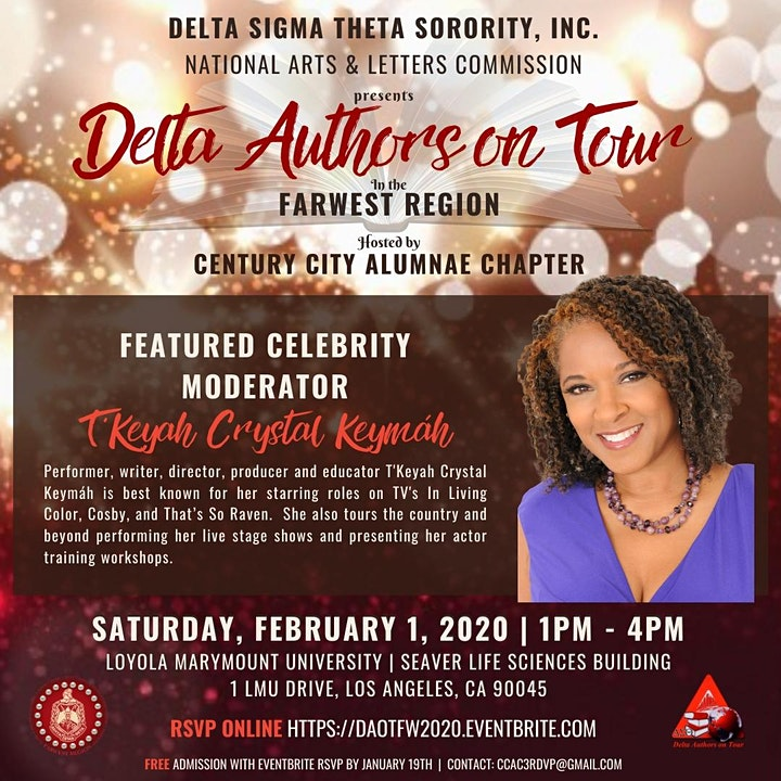 Delta Authors On Tour in the Farwest Region image
