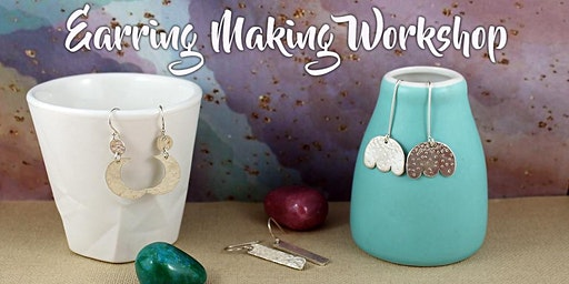 Silver Earring Making Workshop
