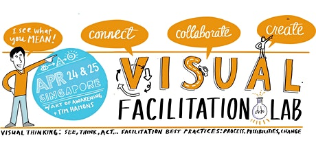 Art of Awakening Visual Facilitation Lab - Singapore (24 & 25 April 2020) tickets