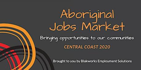 Central Coast Aboriginal Jobs Market 2020 tickets
