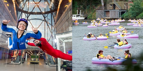 Hanging Local 1 – iFly and Maribyrnong Inflatable Regatta tickets