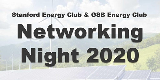 Energy Networking Night 2020