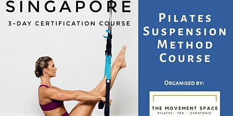 Pilates Suspension Method Course tickets