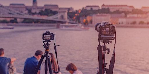 SLR Camera Photography Workshop (ages 12 - 24)