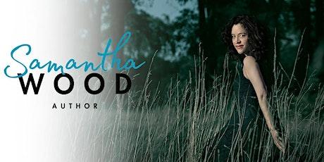Samantha Wood - Author Talk tickets