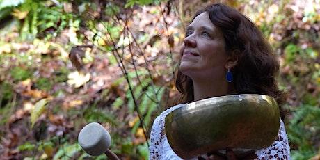 Singing Bowl Sound Healing - Level I tickets