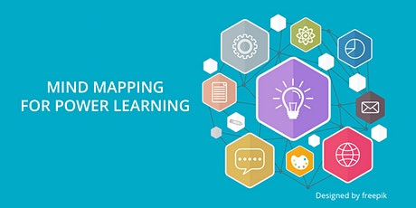Mind Mapping for Power Learning Workshop (For Students 9 Years & Above) tickets