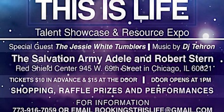 This is Life Presents: 7th Annual Youth Talent Showcase & Resource Expo tickets