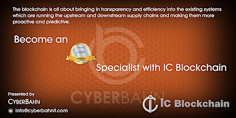 Certified Blockchain Professional Developer (CBPD) tickets