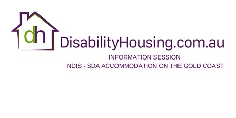 DISABILITY HOUSING INFORMATION SESSION - SOUTHPORT tickets