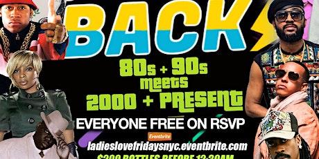 FLASHBACK • 80s & 90s MEETS 2000s - PRESENT • R&B • HIP-HOP • REGGAE • SOCA tickets