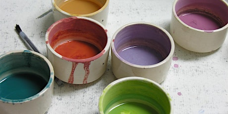 Ceramics Painting Party for All Ages! tickets