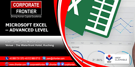 Microsoft Excel - Advance Level tickets