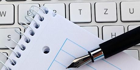 Written Communications - Governmental (الإتصال الكتابي - الحكومية) tickets