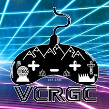 VCRGC - Vancouver Community Retro Gaming Club logo