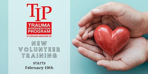 TIPNW Volunteer Training Academy