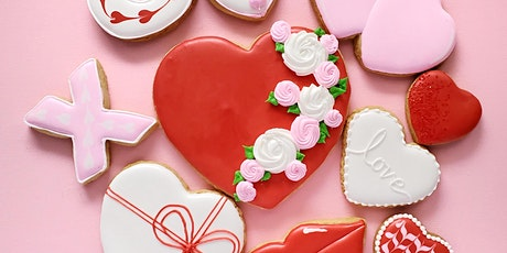 Valentine's Day Cookie Class tickets