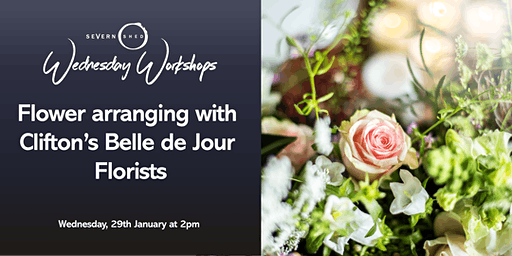 Flower Arranging Workshop with Belle de Jour Florists