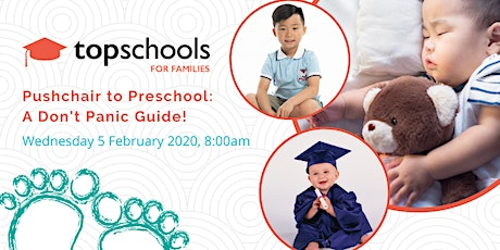 Pushchair to Preschool: A Don't Panic Guide (5 February 2020) tickets