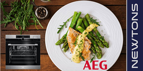 AEG Cooking Demonstration tickets