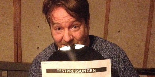 Vinyl-Premastering Workshop mit Ralv Milberg