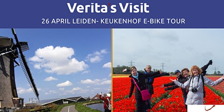 Tulip tour Leiden - Keukenhof e-bike tickets
