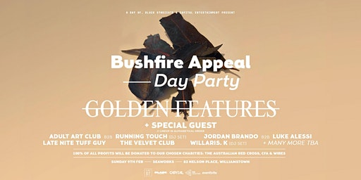 Bushfire Appeal — Day Party