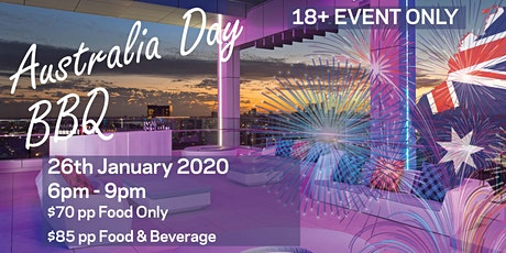 Aloft Perth | Rooftop Australia Day BBQ tickets