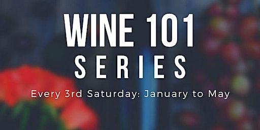 Wine 101: Aromas & Flavors