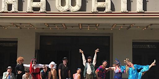 Aloha Hāhā Ho`ike Boot Camp Showcase