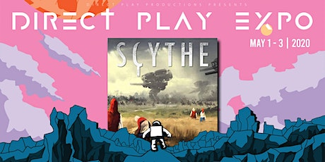 Scythe Tournament @ Direct-Play Expo 2020 tickets