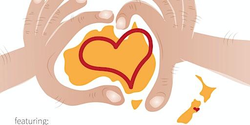 Art From The Heart - A Fundraiser For Australia