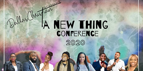 A NEW THING CONFERENCE 2020 tickets