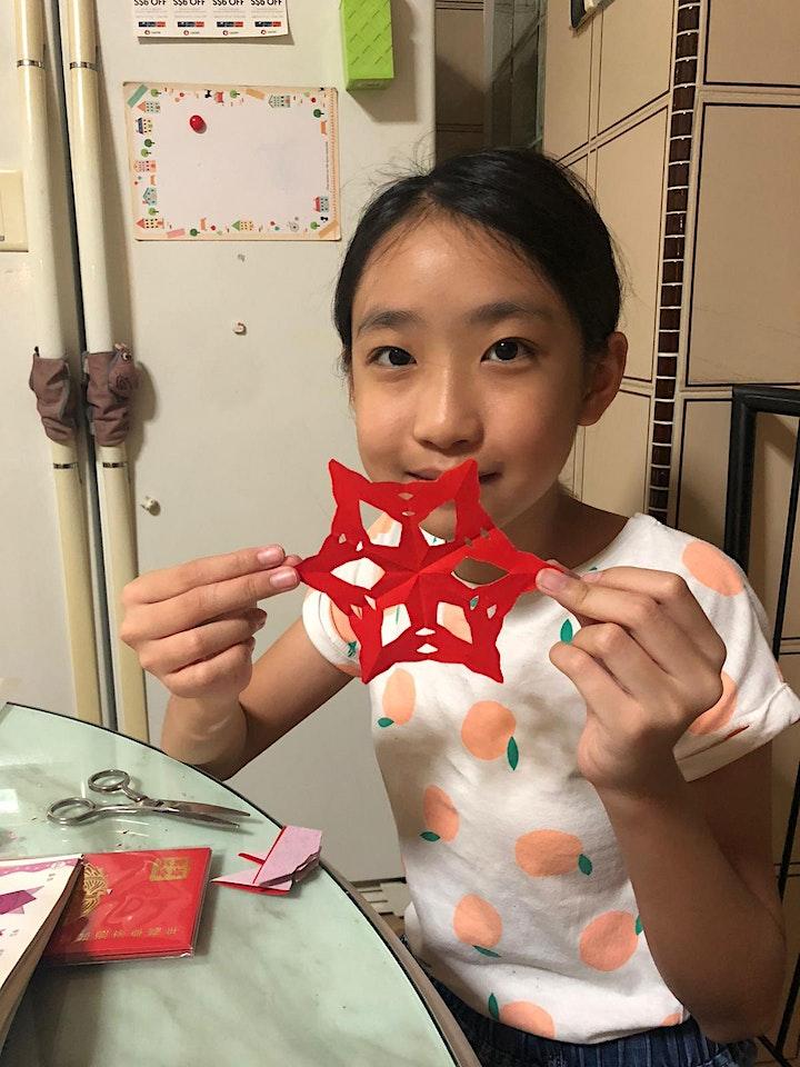 Paper Cutting Workshop! image