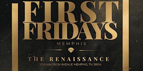 FIRST FRIDAYS MEMPHIS tickets