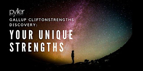 CliftonStrengths Discovery: Your Unique Strengths tickets