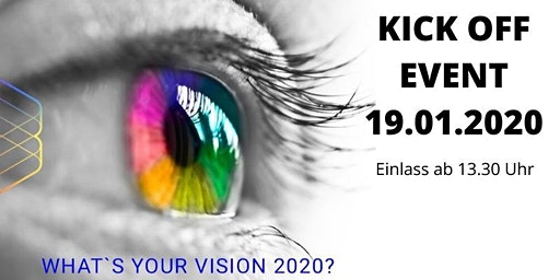 KICK OFF Event 2020 - DARMSTADT
