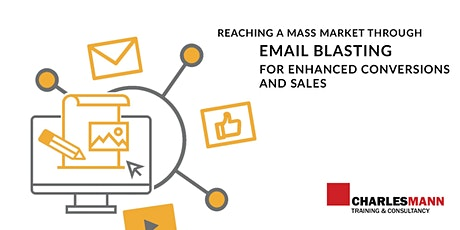 Effective Email Marketing EDM Campaigns Strategy Training Course - Using Mailchimp - HRDF Approved tickets
