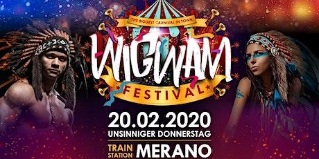 WIGWAM 2020 Tickets