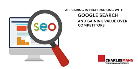 Search Engine Optimisation SEO SEM for Google and Online Ranking Course - HRDF Approved tickets
