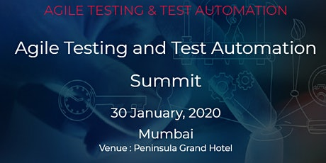 Testing Conf | 17 July, 2020 | Mumbai tickets