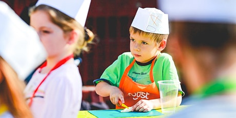 Free Kids Cooking at Gladstone Park for Jan School Holidays tickets