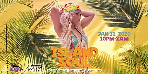 ISLAND SOUL PARTY with DJ EYE Q