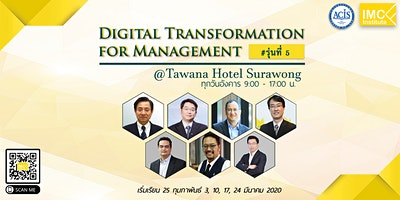 Digital Transformation for Management
