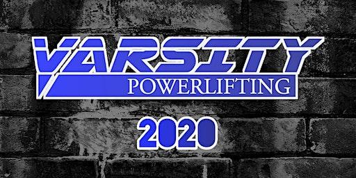Varsity Powerlifting 2020: LJMU V UOL