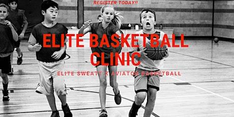 Elite Basketball Camp tickets